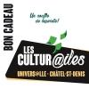 Bon cadeau Univers@lle Châtel-St-Denis Billets