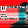 Derrick Carter Audio Club Genève Biglietti