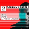 Derrick Carter Audio Club Genève Billets