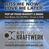 KMN & LML Pop up Food Market & Music Altes Kraftwerk Basel Tickets