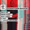 Downtown Boogie Audio Club Genève Billets