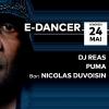 E-Dancer Audio Club Genève Billets