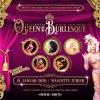 The European Queen of Burlesque© Mascotte Zürich Billets