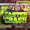 Easter Crash Härterei Club Zürich Tickets