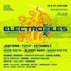 Electroziles Festival Domaine des Îles Sion Biglietti