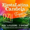 Fiesta Latina Candela - Tropical Style X-TRA, am Limmatplatz Zürich Biglietti