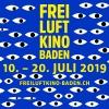 Freiluftkino Baden 2019 Oberste Etage Parkhaus Gartenstrasse Baden Billets