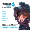 Fantasy Basel 2017 Messe Basel Tickets