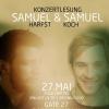 Samuel Harfst & Samuel Koch Gate 27, Theaterstr. 27 Winterthur Tickets