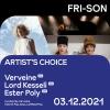 Artist's choice - Verveine Fri-Son Fribourg Tickets