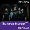 Thy Art Is Murder (AU) Fri-Son Fribourg Tickets