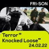 Terror (US) + Knocked Loose (US) Fri-Son Fribourg Tickets