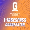 1-Tagespass DO Gurten Wabern-Bern Tickets