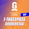 VIP - 1-Tagespass DO Gurten Wabern-Bern Tickets