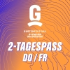 2-Tagespass DO / FR Gurten Wabern-Bern Tickets