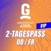VIP - 2-Tagespass DO / FR Gurten Wabern-Bern Tickets
