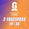 2-Tagespass FR / SA Gurten Wabern-Bern Tickets