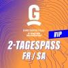 VIP - 2-Tagespass FR / SA Gurten Wabern-Bern Tickets
