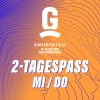 2-Tagespass MI / DO Gurten Wabern-Bern Tickets