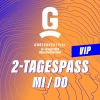 VIP - 2-Tagespass MI / DO Gurten Wabern-Bern Tickets