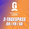 3-Tagespass DO / FR / SA Gurten Wabern-Bern Tickets