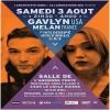 Gavlyn, Melan et Dissipé Ancienne Poste Le Locle Tickets