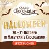 Halloween in Maestrani's Chocolarium Maestrani's Chocolarium Flawil bei St. Gallen Billets