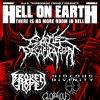 Hell on Earth Tour Musigburg Aarburg Tickets