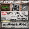 Record Release Show Hysteria Rösslisaal Stäfa Tickets