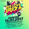 105 We love Ibiza Party Boat Schiffsanlegestelle Bürkliplatz Zürich Tickets