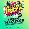105 We love Ibiza Party Boat Boat Helvetia Bürkliplatz Zürich Zürich Billets