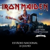 Iron Maiden, Within Temptation, Airborne Estadio Nacional Oeiras Tickets