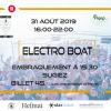 Electro Boat Drei Seen Schiffahrt Sugiez Tickets