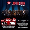 Los Van Van aus Kuba AURA Club Zürich Tickets