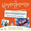 """Schtärnefoifi feat. Minitheater Hannibal """"es war einmal..."""" Volkshaus Zürich Billets"""