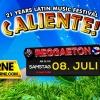 Caliente! Reggaeton Alte Kaserne Zürich Tickets