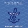 Wave - Auffahrt Festival 2017 Kaufleuten Klub Zürich Biglietti