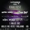 Khal'fest Halle des Fêtes Vallorbe Tickets