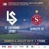 FC Lausanne Sport vs Servette FC Stade de Copet Vevey Tickets