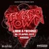 Tekkno Town Liebe & Techno Gaskessel Bern Biglietti