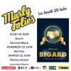 Il était une fois Jean-Marie Bigard - Le spectacle de ma vie Patinoire de Marly Marly Tickets