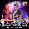 Peter Marvey - The Magic in You Magic-House Feusisberg Biglietti