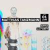Matthias Tanzmann - Daria - La Forêt Audio Club Genève Billets