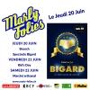 Il était une fois Jean-Marie Bigard - Le spectacle de ma vie Patinoire de Marly Marly Billets