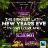 The Biggest Latin Silvester 2022 X-TRA, am Limmatplatz Zürich Tickets