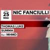 Nic Fanciulli Audio Club Genève Billets
