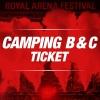 Ticket Camping B & C Römerareal Orpund (Biel/Bienne) Tickets