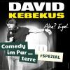 Comedy im Parterre #Spezial Parterre Luzern Tickets