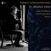 Rainer Scheurenbrand In Concert Aula Schulhaus Hirschengraben Zürich Biglietti