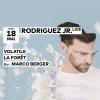 Rodriguez Jr. Audio Club Genève Biglietti